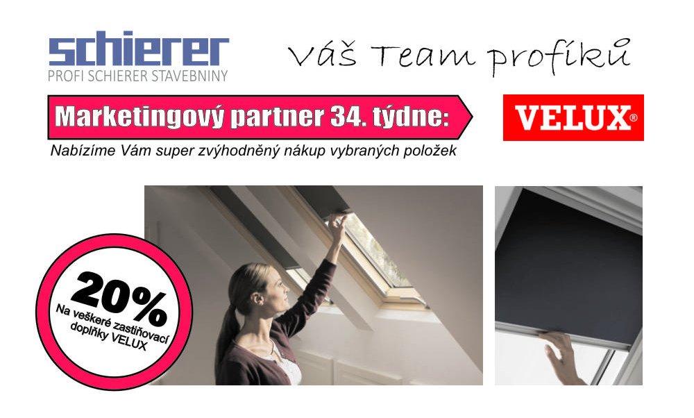 Marketingový partner 34. týdne